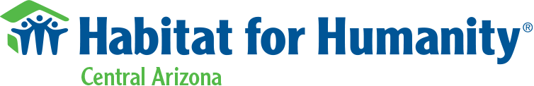 Habitat for Humanity Central Arizona logo